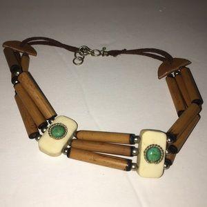 Jewelry - Vintage Native American inspired choker